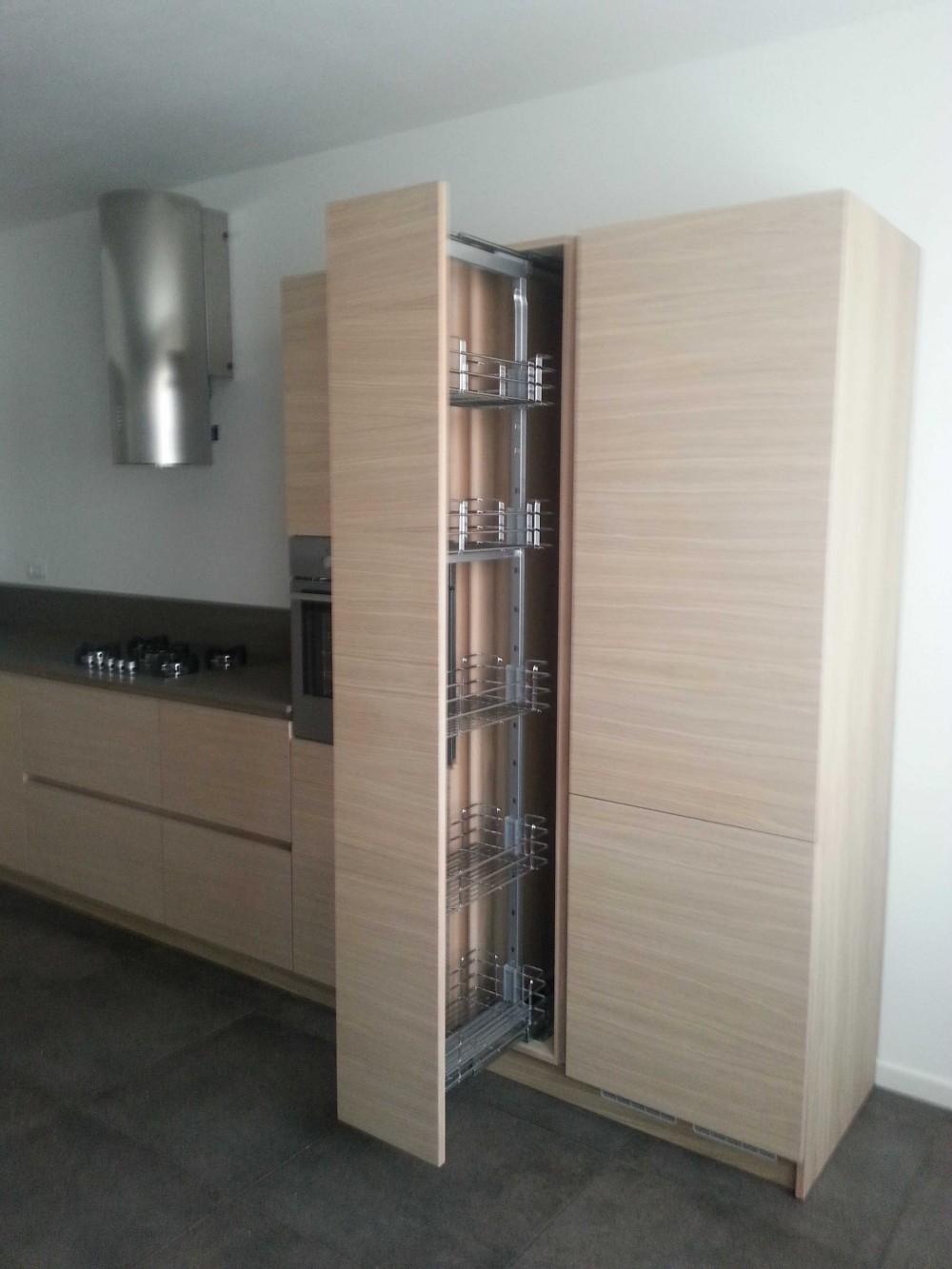 Immagine 4/4 | Cucina Rovere sbiancato e gole