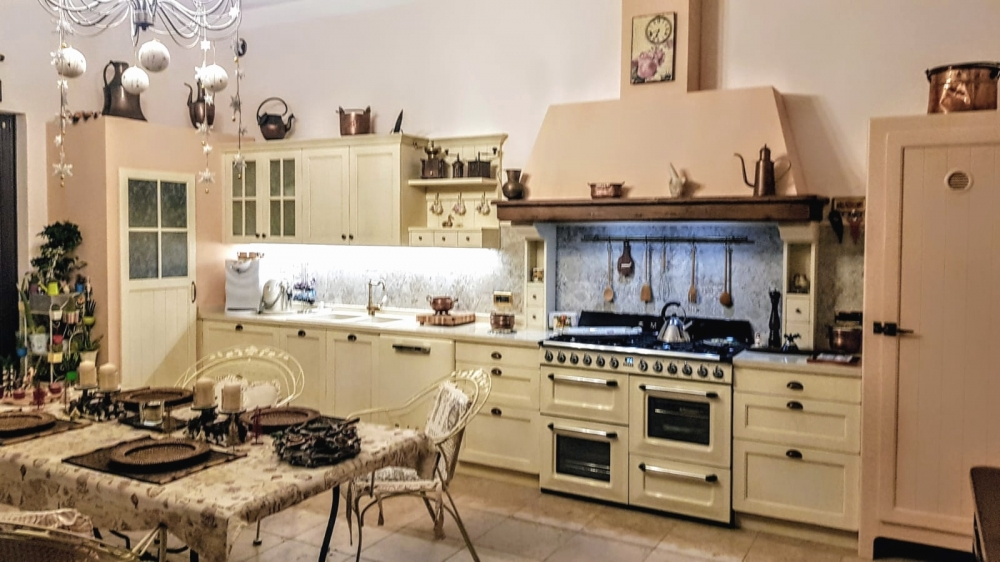 Cucine Country Shabby Rizzolo Mobili